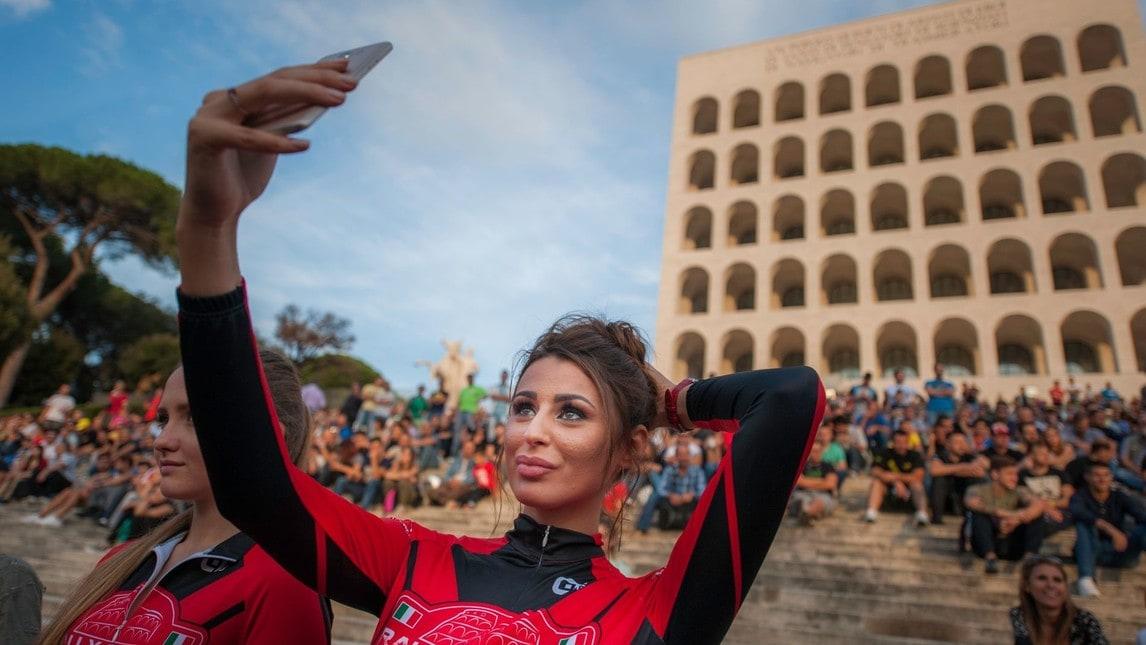 Rally di Roma Capitale 2016, le foto