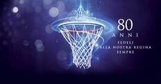 Basket Serie A, la festa di Cantù per gli 80 anni