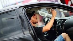Fiat Fullback e Tony Cairoli: foto