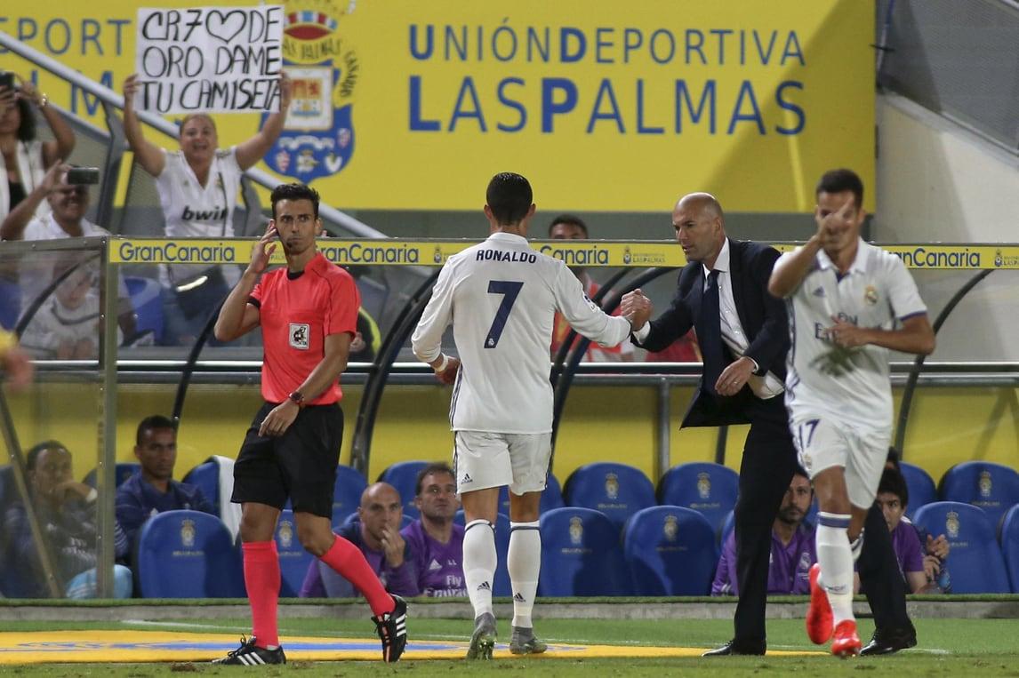 Dalla Spagna lo sfogo di Cristiano Ronaldo: «Preso per il c....!»