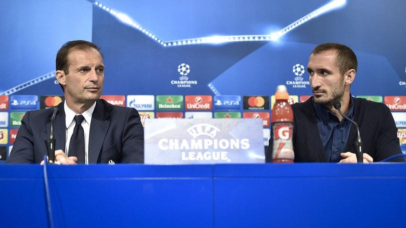 Champions League Juventus, Allegri: «Ora vinciamo, poi pensiamo al bel gioco. Higuain sarà titolare»