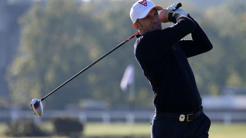 Golf: Ryder Vip, Del Piero e Shevchenko sfidano Phelps
