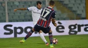 Serie A: Crotone-Atalanta, le immagini della partita