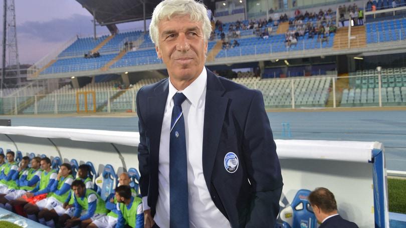 Serie A Atalanta, Gasperini: «Il Napoli gioca il miglior calcio»