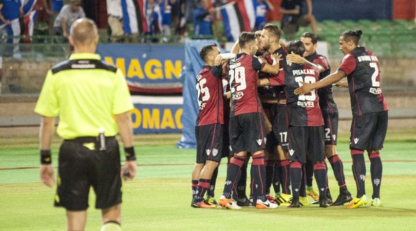 Serie A, Cagliari-Sampdoria 2-1: Joao Pedro e Melchiorri show, ma che papera di Viviano