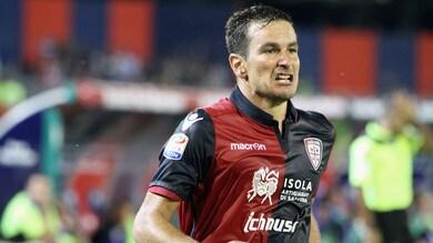 Serie A Cagliari, stop Padoin: affaticamento ai flessori