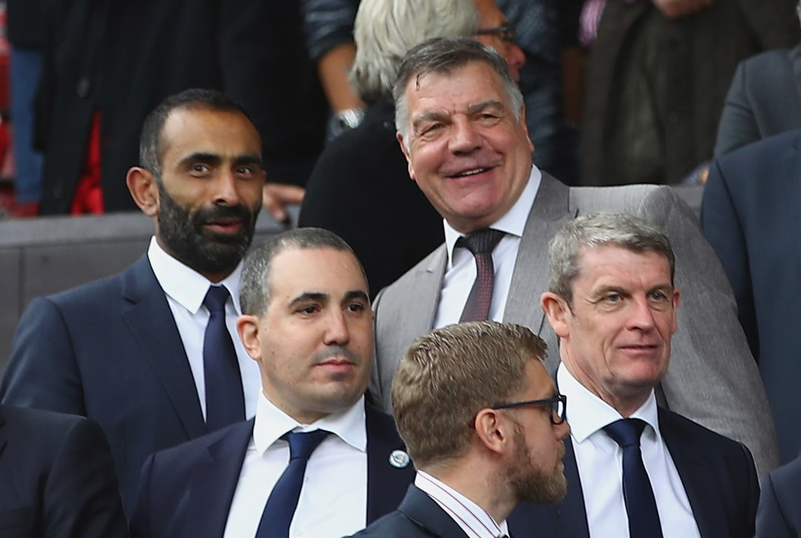 Allardyce, che bufera: 'dritte' per aggirare le norme della Football Association
