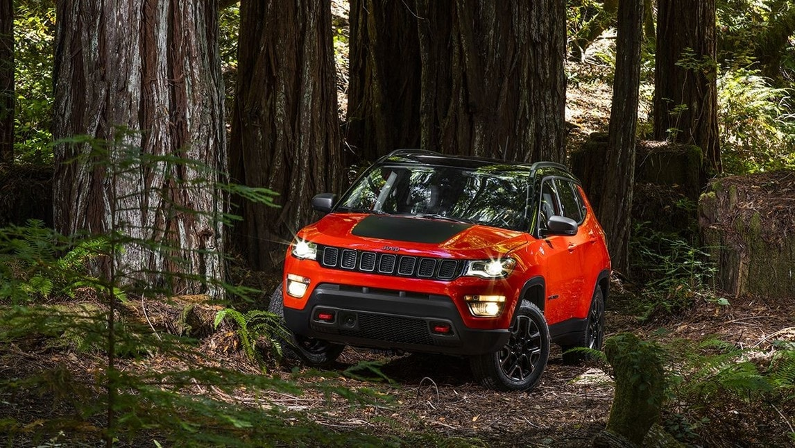Jeep svela la nuova Compass, arriva nel 2017