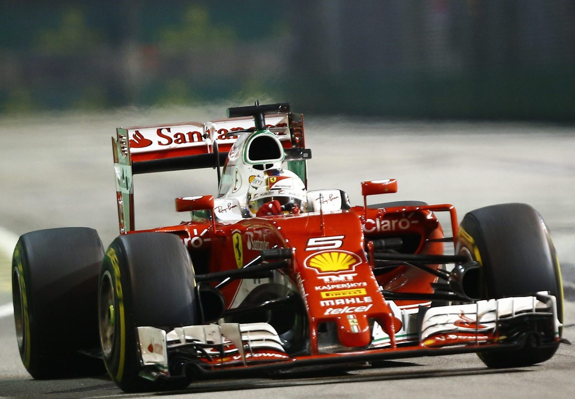 F1, Vettel: «Che ricordi in Malesia»