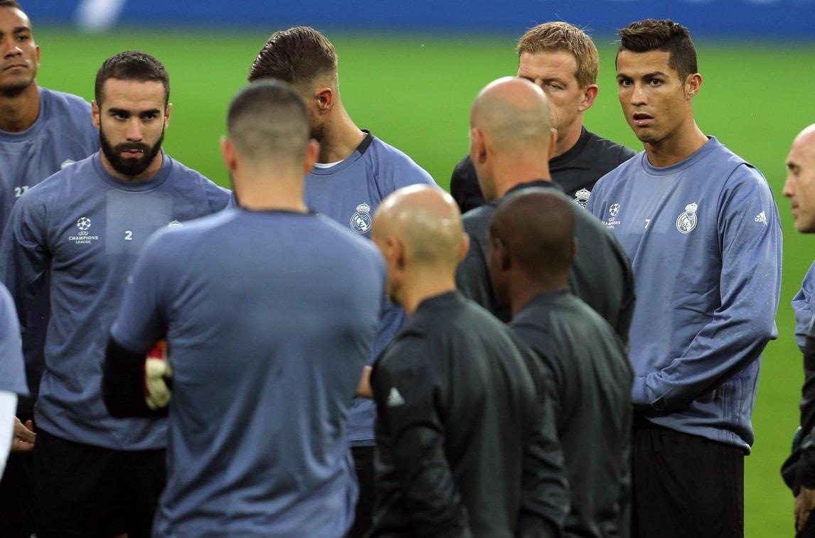 Real Madrid: Cristiano Ronaldo, sms a Perez: «Così non va»