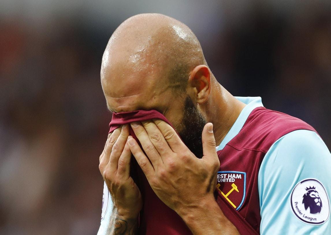 West Ham, Redknapp attacca Zaza: «Non è un campione»