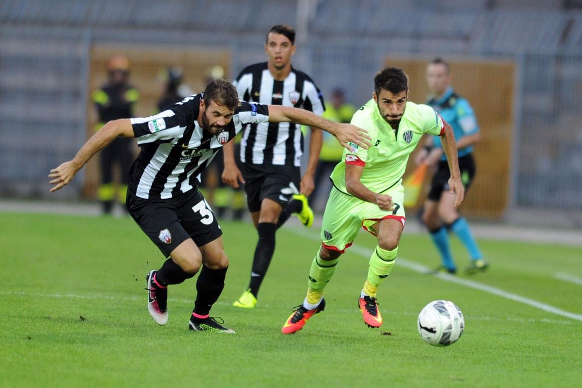 Serie B Ascoli-Cesena, il recupero termina 0-0