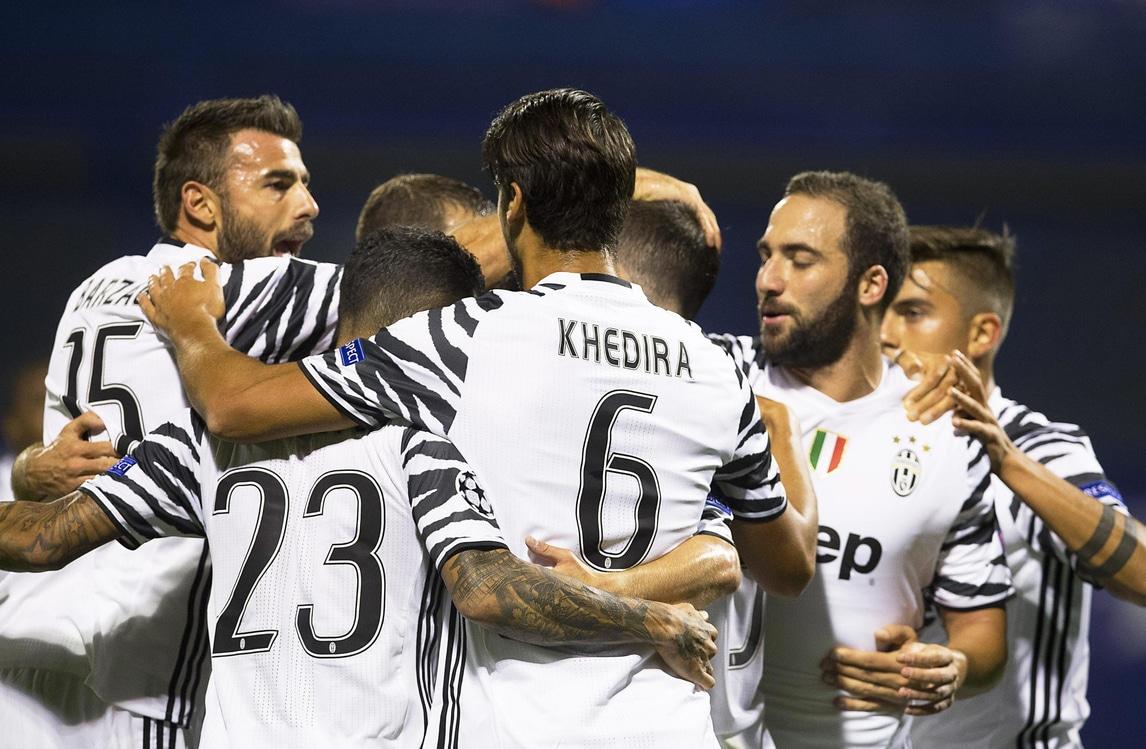 Champions League, Dinamo Zagabria-Juventus 0-4: si sblocca anche Dybala