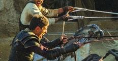 Ben Hur, il colossal girato a Roma