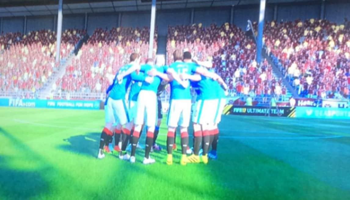 Fifa 17, i Rangers eseguono il rituale del Celtic: tifosi infuriati sui social