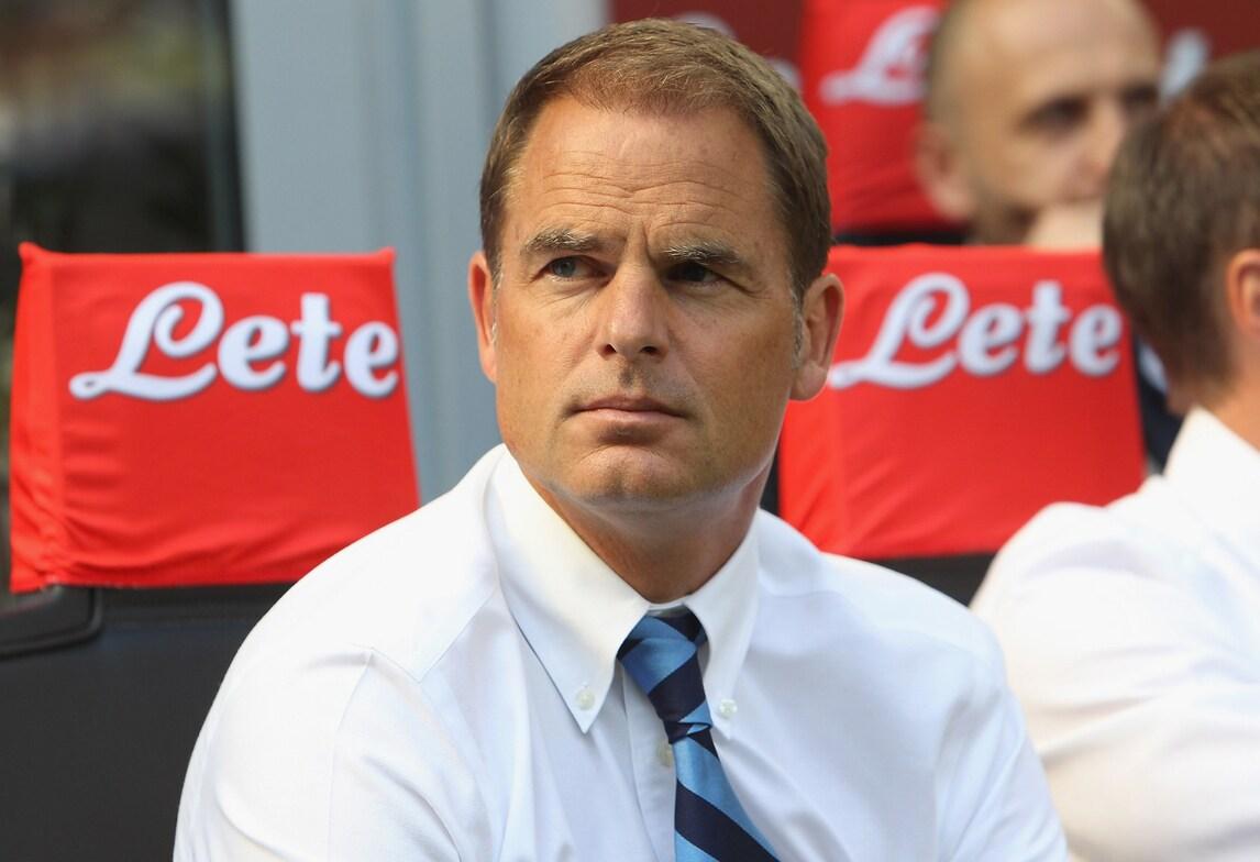 Inter, De Boer: «Difficile sostituire Mancini, qui sono dei vincenti»