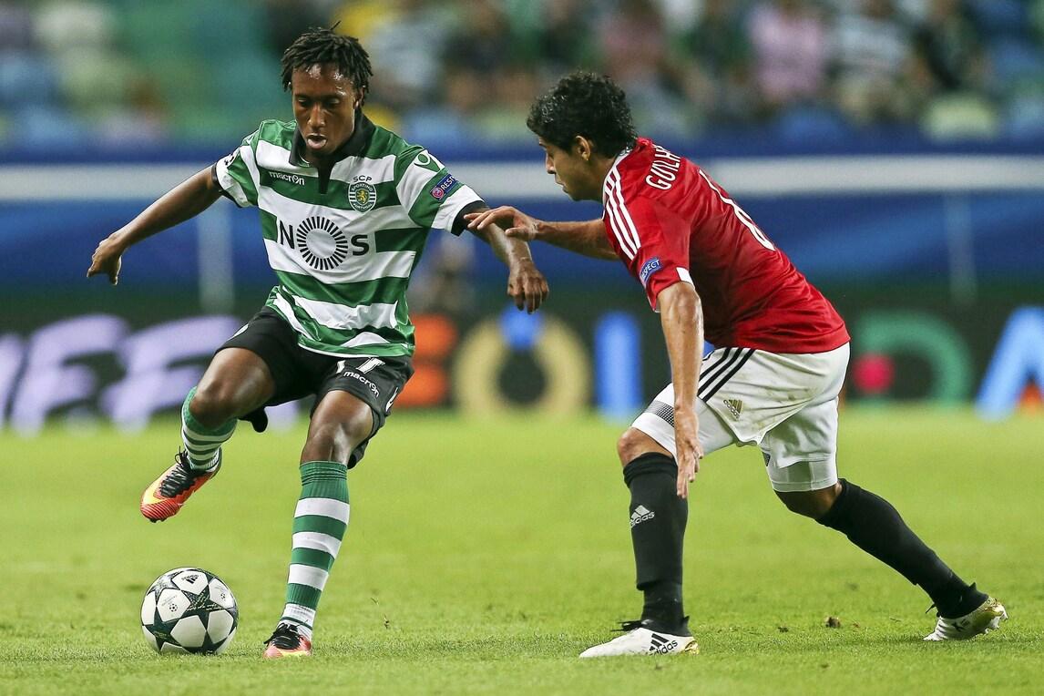 Calciomercato: «Il Real sfida lo United per Gelson Martins»