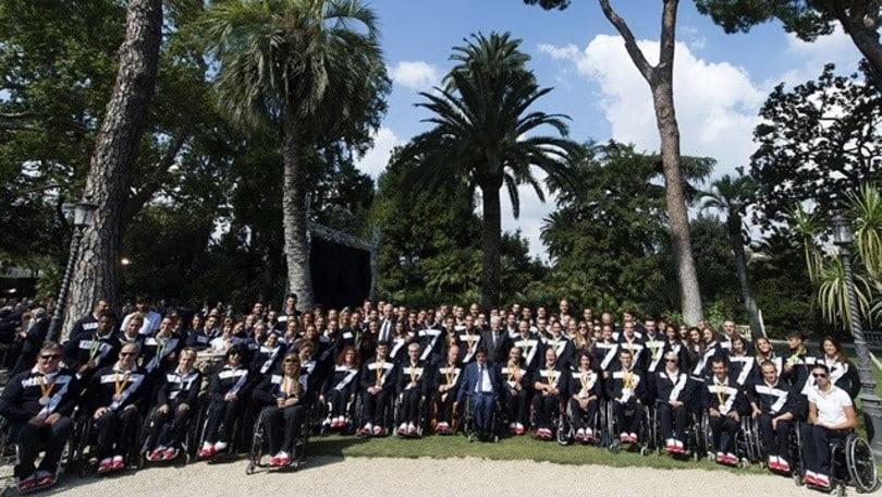 Volley: Gli azzurri al Quirinale dal Presidente Mattarella