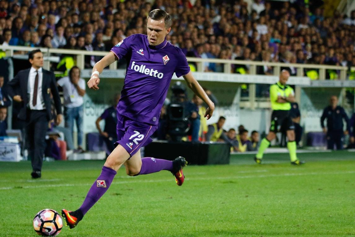 Europa League Fiorentina, Ilicic c'è: out Astori e Gonzalo
