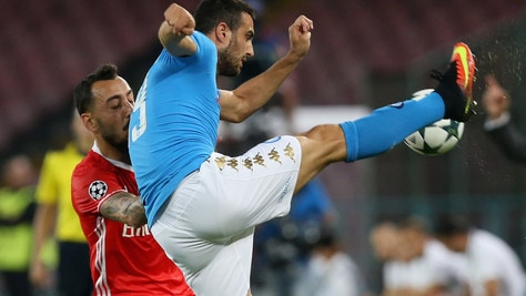 Napoli, Maksimovic: «Che bello il mio esordio! Ora voglio giocare a Bergamo»