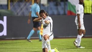 Ludogorets-Psg 1-3: Cavani fa ancora centro, che doppietta!
