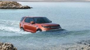 Land Rover Discovery, Salone di Parigi 2016: foto