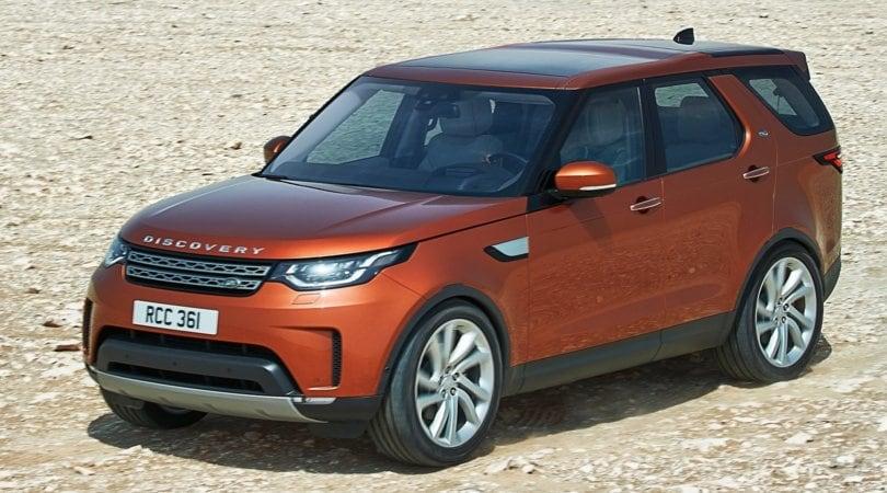Salone di Parigi 2016, ecco la nuova Land Rover Discovery