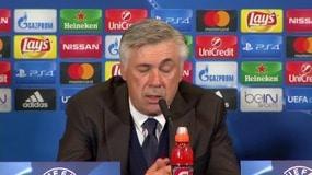 """Ancelotti: """"Possiamo ancora vincere il girone"""""""