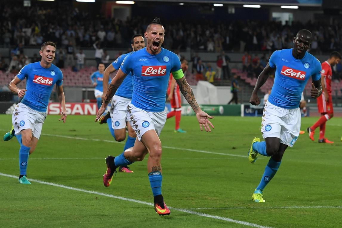 Numeri da big, il Napoli di Sarri incanta l'Europa