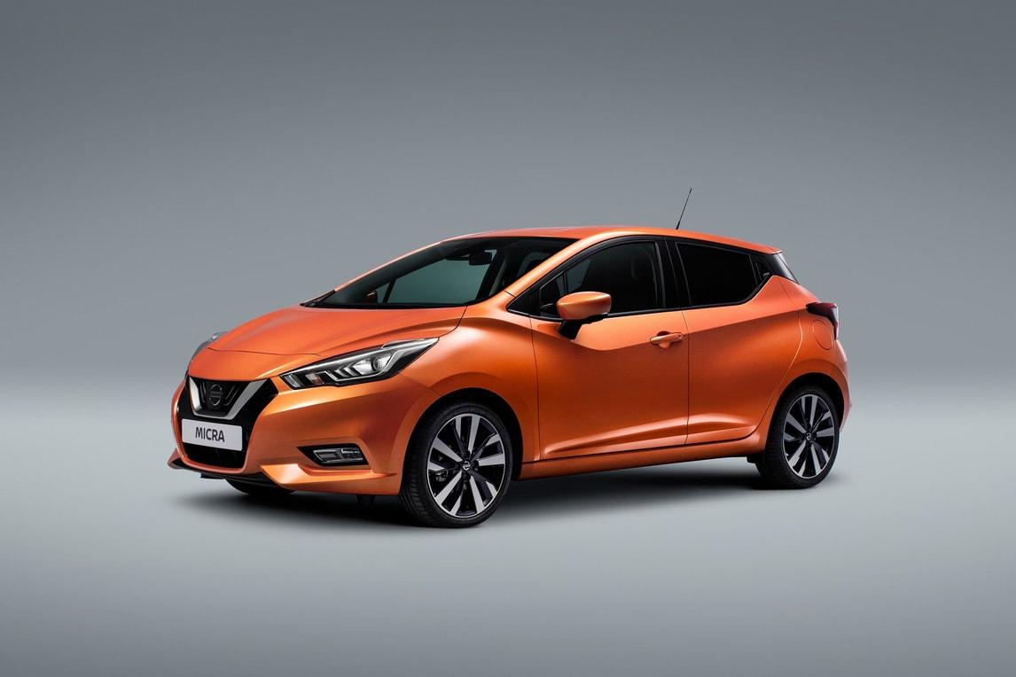 Nissan Micra è diventata adulta