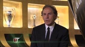 """Baresi: """"Con Berlusconi abbiamo cambiato il calcio"""""""