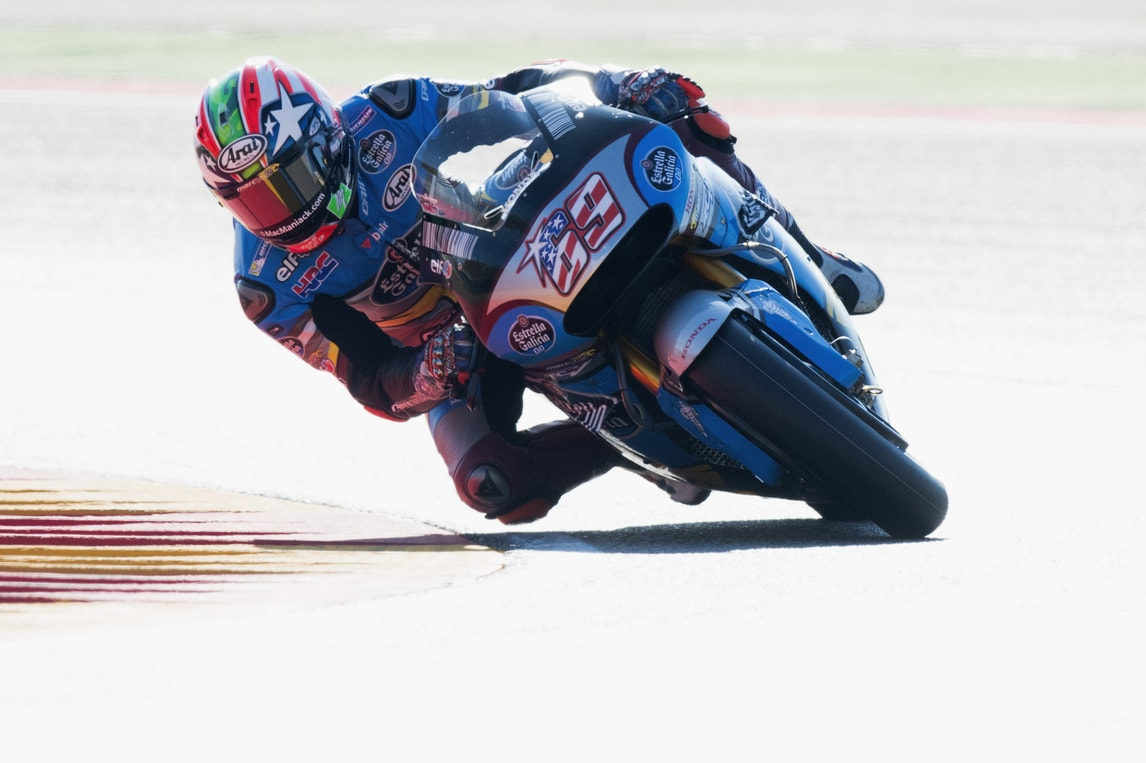SBK Honda, Hayden: «Farò del mio meglio in Francia»