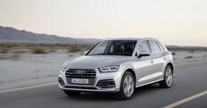 Nuova Audi Q5, leggerezza e potenza per tornare regina