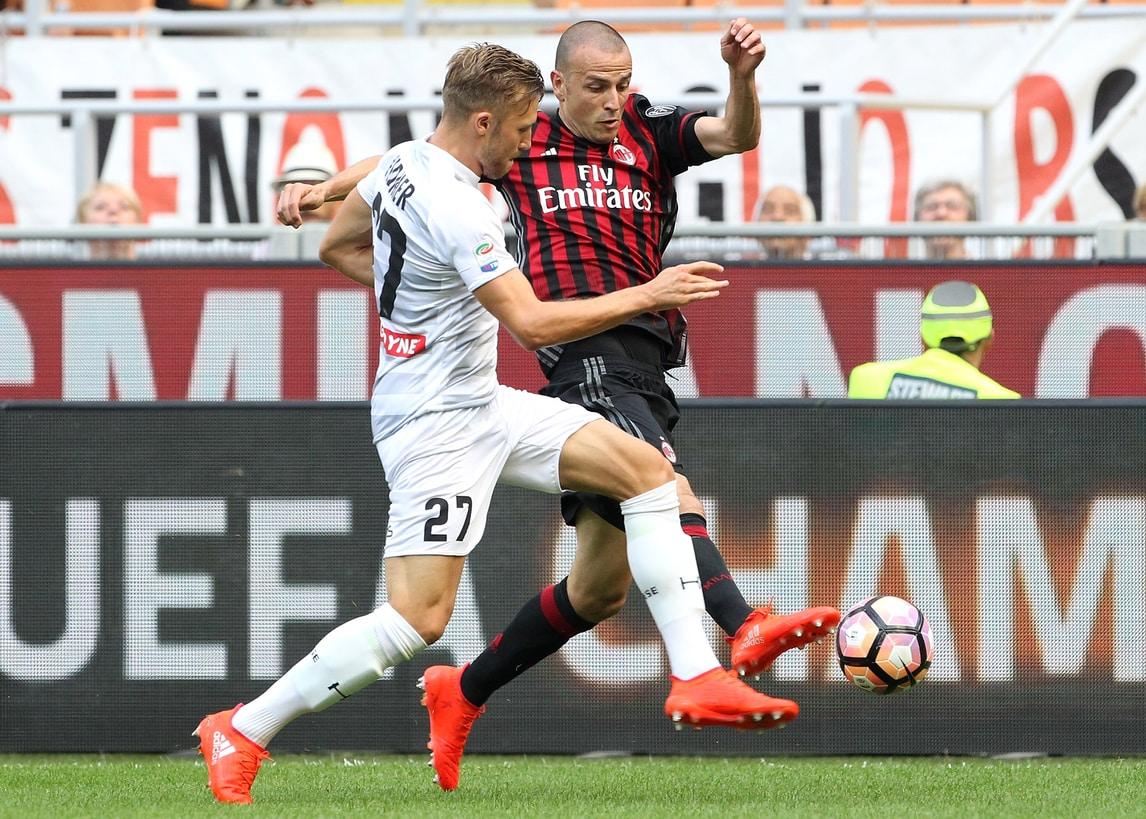 Serie A Milan, Antonelli salta il Sassuolo