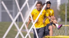 Juventus, guarda come corre Marchisio: rientro vicino