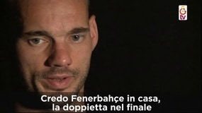 "Sneijder: ""Quel gol alla Juve, ancora godo..."""