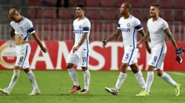 Europa League, Sparta Praga-Inter 3-1: top e flop nerazzurri