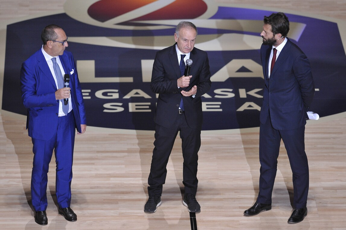 Basket, Petrucci e la Serie A: Torneo interessante