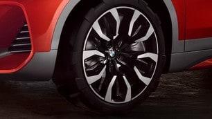 BMW X2 Concept al Salone di Parigi 2016