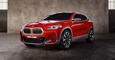 """Nuova BMW X2, lo """"squalo"""" arriva nel 2018"""