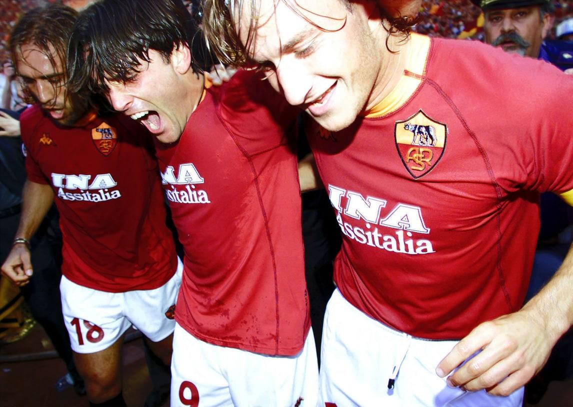 Serie A Roma, Batistuta: «Totti grande giocatore e grande uomo»