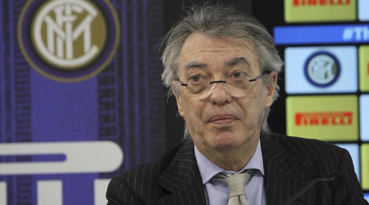 Moratti: «Ritorno imminente all'Inter non è nei miei piani»