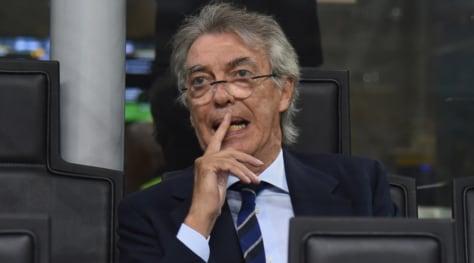 Serie A Inter, Moratti: «Icardi? Un caos, non voglio entrarci»