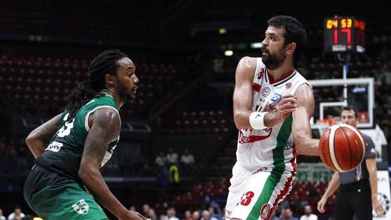 Serie A Legabasket: tutti a caccia di Milano