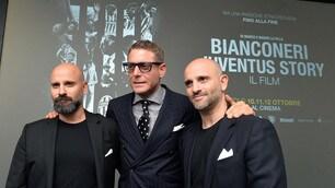 """Bianconeri Juventus Story"": Lapo Elkann alla presentazione del film"