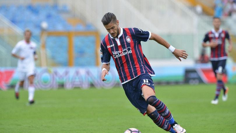 Serie A Crotone, Falcinelli: «Non siamo meno forti del Cagliari»