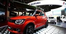 Suzuki Ignis, il crossover urbano arriva a Parigi