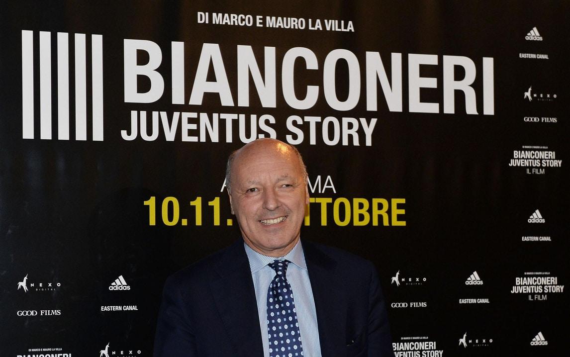 Juventus, Marotta: «Morata e Brozovic? Nulla di concreto»