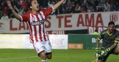 Rodriguez incanta l'Estudiantes: magie con la maglia numero dieci
