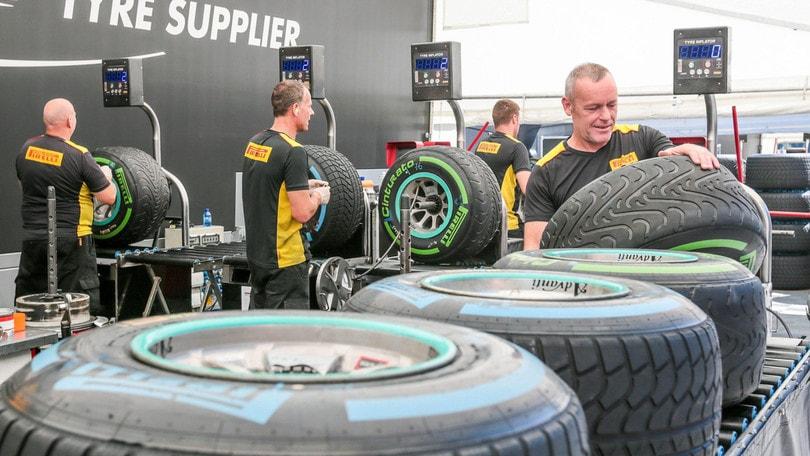 F1 Baku, Pirelli: «Occhio al bilanciamento»